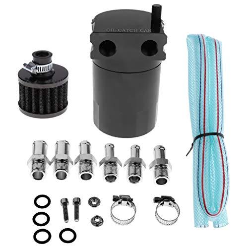 Backbayia 300 ml Regler Luftfilter Kompressor Kälte Reniflard Carter Ventilator Mini -