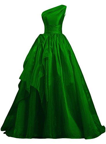 Gorgeous Bride Fashion EinTraeger ALinie Organza Lang Schleppe ...