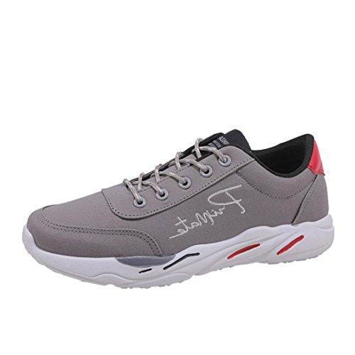 Schuhe Herren Herbst Wanderschuhe Männer Fitnessschuhe Mode Schuhe Btruely Outdoorschuhe Atmungsaktiv Sportschuhe