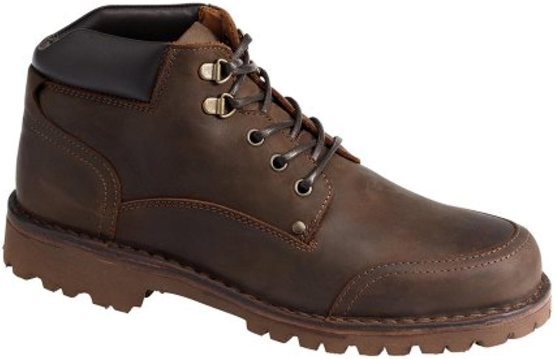 Piedro abgenäht Herren Stiefel  Hohe Qualität  stylisch Leder oder Nubukleder  erhältlich in 3 Breiten  Größen