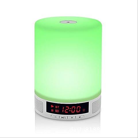 GJY LED BELEUCHTUNGBluetooth Nachtlicht , Green,green