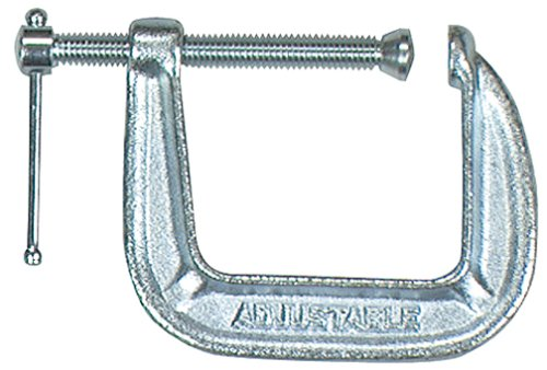 Einstellbare C-clamp (Verstellbare Klemm-2-.50in. Einstellbare C Schellen 1422-C)
