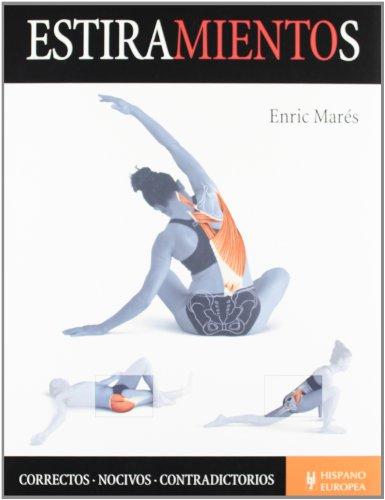Estiramientos (Salud Y Vitalidad) por Enric Marés