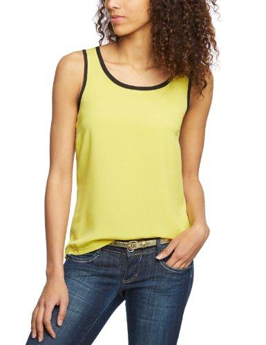 Vero Moda - Haut - Femme Jaune (Celery)