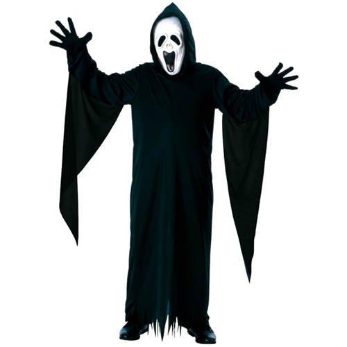 PARTY DISCOUNT Kostüm-Set Howling Ghost, 3 tlg. Gr. Std (Howling Ghost Kostüm)