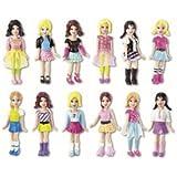 Mattel Polly Pocket Recoger Las Muñecas