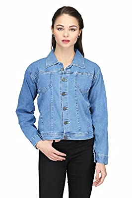 Ganga Women's Denim Jacket