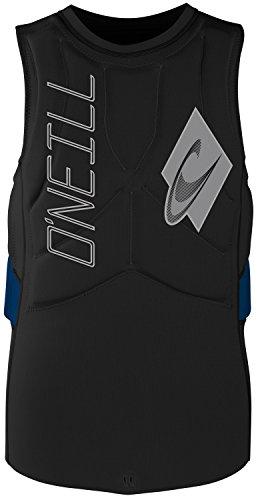 O'Neill Gooru Tech Kite Vest Protektor L blk / deap sea