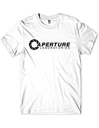 Aperture Science logo T-shirt Inspired By Portal All Colours