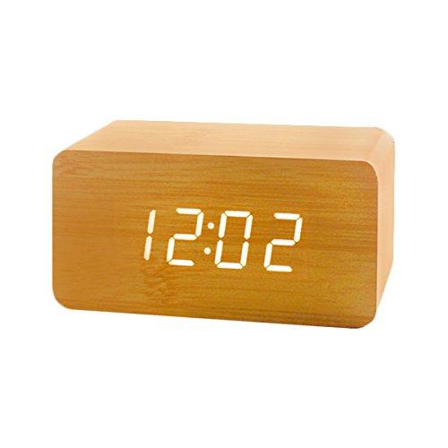 Reloj Digital Despertador LED