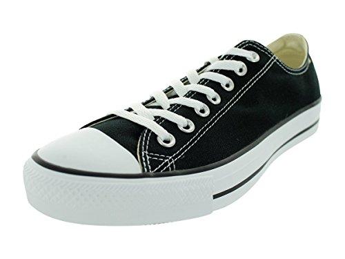 Converse AS OX CAN BLK X9166, Unisex-Erwachsene Sneaker, Schwarz (blk), EU 48 (US - 13 Mädchen Converse Größe Schuhe