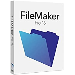 FileMaker Pro 16 (HL2B2ZM/A) - Operating System: OS X El Capitan or later, Windows 10 Pro/Enterprise, 8.1 Standard/Pro, 7 SP1 Professional/Ultimate ((License key for installation, Internet access required; no disk)