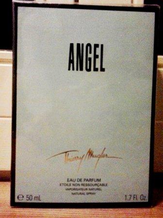 Thierry Mugler Angel Eau De Parfum Vapo 50 ml - Angeln Home Decor