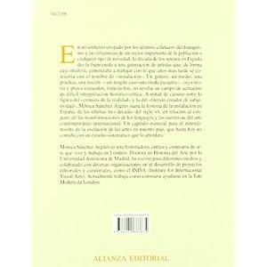 La instalación en España, 1970-2000 (Alianza Forma (Af))