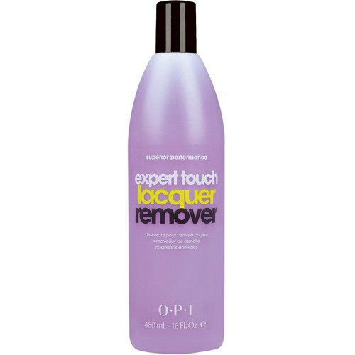 OPI - AL416 Expert Touch Lacquer Remover OPI Expert Touch Lacquer Remover - Nagellackentferner - 480 ml