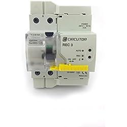 Circutor rec3 - Interruptor diferencial autorrearmable rec3-2p-40-30m