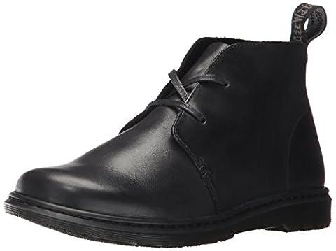 Dr. Martens Damen Cynthia Black New Oily Illusion Chukka Boots, Schwarz (Black), 37 EU