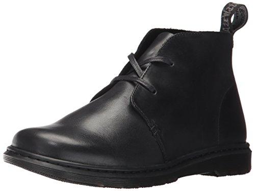 Dr. Martens Women's Cynthia Black New Oily Illusion Chukka Boots, Black (Black),...