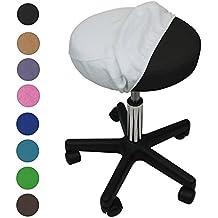 Housse de chaise de bureau - Housse de chaise ronde ...