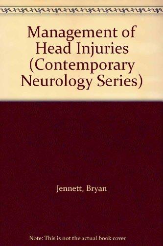 Management of Head Injuries (Contemporary Neurology Series) by Bryan Jennett (1989-02-02)