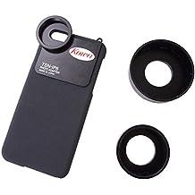 Kowa 104121 - Adaptador digiscoping para Apple iPhone 6/6S, color negro