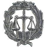 Alylosilver Insignia Professionale di Avvocato per Uomo Donna in Argento 925 con Scatola per Regalo.