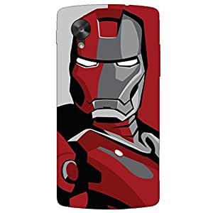 PRINTED BACK COVER FOR GOOGLE NEXUS 5