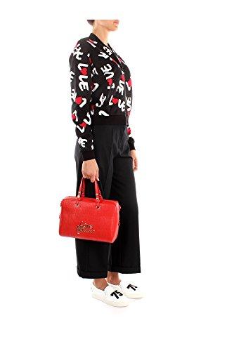 JC4086PP12LN0500 Love Moschino Sac à main Femme Polyuréthane Rouge Rouge