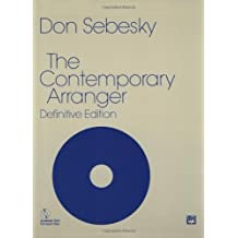 Contemporary Arranger, Definitive Edition (Book Only)