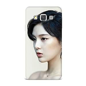 Qrioh Printed Designer Back Case Cover for Samsung A3 -37M-MP1056