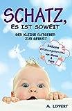 Schatz, es ist soweit: Der kleine Ratgeber zur Geburt. Inklusive Erfahrungsberichte von Mamis & Papis