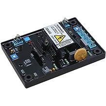 censhaorme SX460 AVR Regulador de Voltaje automático Generador Diesel AVR Módulo de Control Accesorio ...