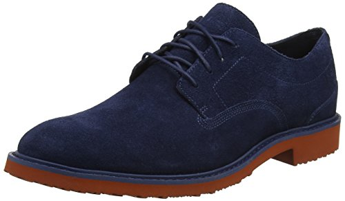 Timberland Herren Brook Park Light Oxfords, Blau (Midnight Navy Hammer Ii 431), 44 EU
