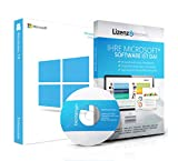 Original Microsoft® Windows 10 Enterprise Lizenzschlüssel + Lizenza ISO CD / DVD für 32 und 64 bit Deutsch inklusive Workstation 2016 für Office
