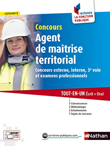 Concours Agent de maîtrise territorial - Catégorie C par Didier Bizeul