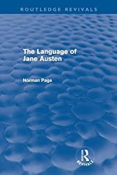 The Language of Jane Austen (Routledge Revivals) by Norman Page (2012-10-22)