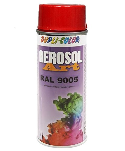 Dupli-Color 732959 Aerosol Art Ral 3000 glänzend 400 ml -