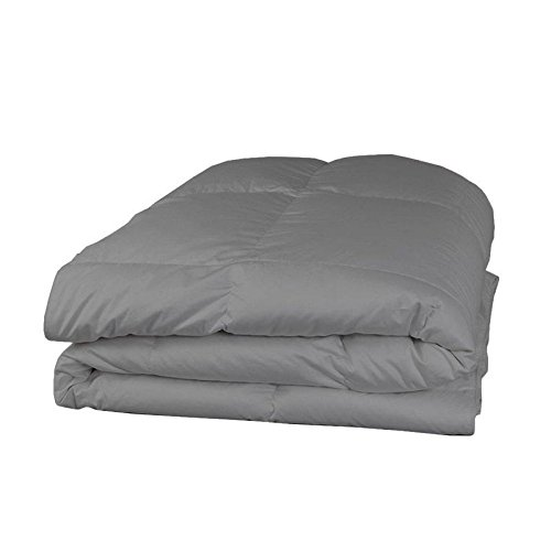AVI Soft Micro Polyester AC Single Bed Comforter/Blanket/Quilt/Duvet For Winters-60x90 (Grey)