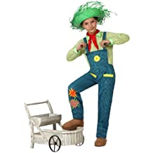 Atosa - Disfraz de granjero para niño, talla 3 - 4 años (8422259160168)