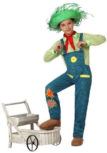 Imagen de atosa  disfraz de granjero para niño, talla 5  6 años 8422259160175