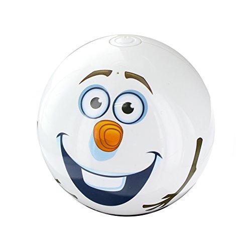 Disney Official Merchandise Charakter Tragbarer Lautsprecher mit 3.5mm Audiokabel - Olaf