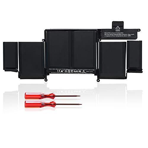 HASESS Batería Repuesto computadora MacBook Pro Retina