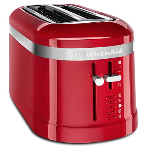 KitchenAid Design Empire Red 2 Slot Toaster Best Price and Cheapest