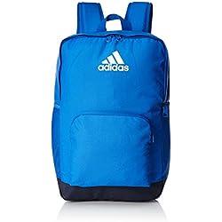 Adidas Tiro BP Mochila, Unisex Adulto, (Azul/Maruni / Blanco), NS
