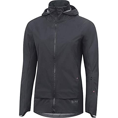 GORE BIKE WEAR Damen Mountainbike-Jacke, Super Leicht, GORE-TEX Active, POWER-TRAIL LADY GT AS Jacket, Größe: 38, Braun, JGAFEE