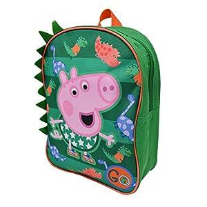 Mochila para niños, Mochila para la Cabina, Mochila para niños pequeños para la Escuela, guardería, Mochila de Viaje Peppa Pig Giltter Kite Talla única