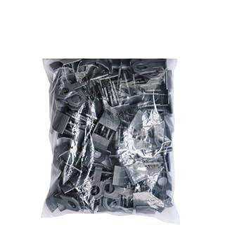 Nivelliersystem Amafino 2-14mm 100 Laschen (Ersatzclips)