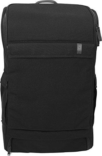 A E P Alpha Laptoprucksack X-Large Special 17 Zoll 801 pitch black (Alpha-rucksack)