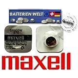 Maxell SR 920 SW 371 Silberoxid Mikrobatterien