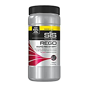 Science in Sport REGO 500g Banana REGO Rapid Recovery